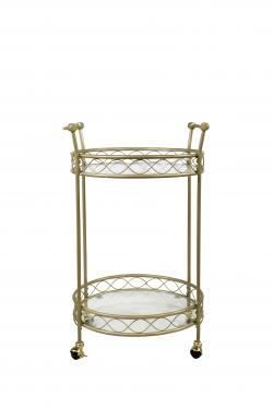 Gold Bar Cart main image