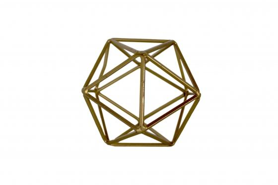 Gold Geometric Accessory main image