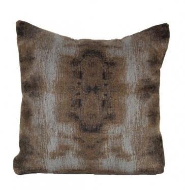 Grey and Brown Pillow main image