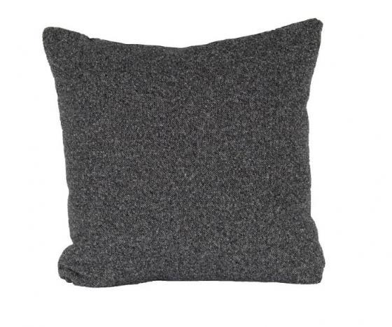 Iron Ore Grey Pillow main image