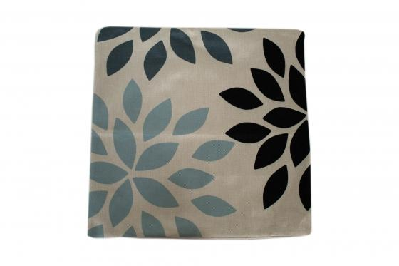 Leaf Pattern Pillow Cover main image