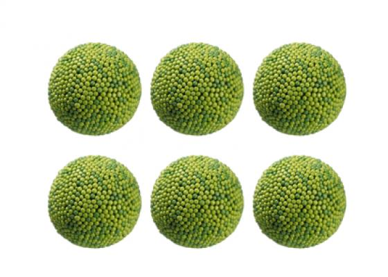 "Set of 6 4"" Berry Orbs main image"