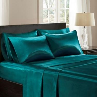 Satin 6-Piece Sheet Set CAL KING main image