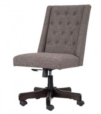 Graphite Home Office Swivel Desk Chair main image