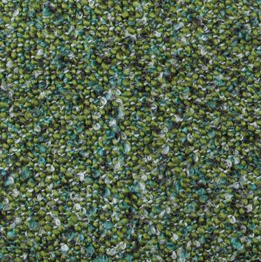 Filigree Olive Throw main image