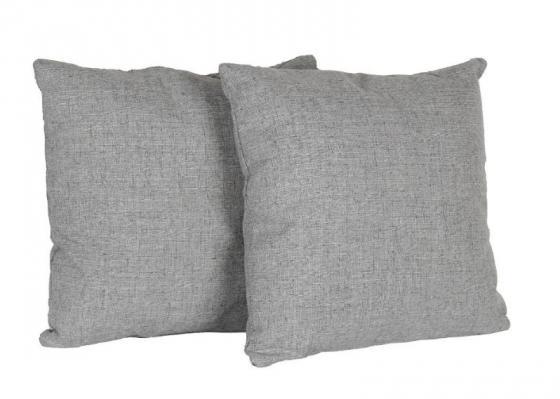 Pewter Pillows Set of 2 main image