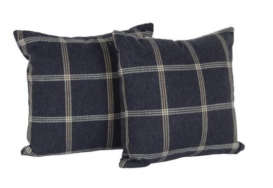 Plaid Pillows Set of 2 main image
