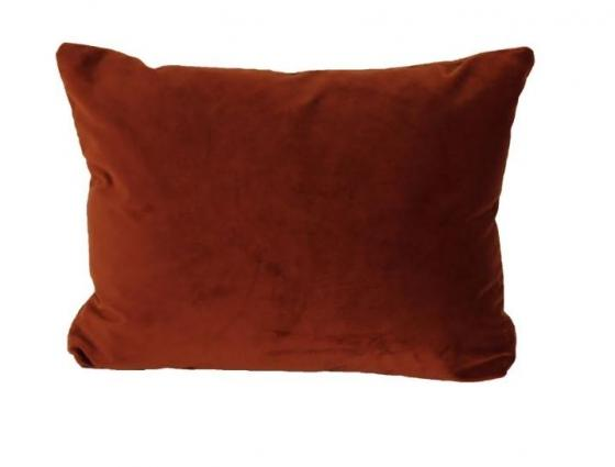 Red Orange Pillow main image