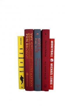 Red & Yellow Book Set main image