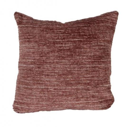 Red Textured Pillow main image