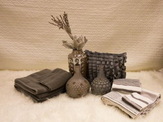 Urban Loft Grey Bed and Bath Collection main image