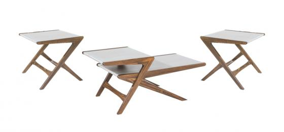 Rocket Coffee Table and Side Tables Set main image