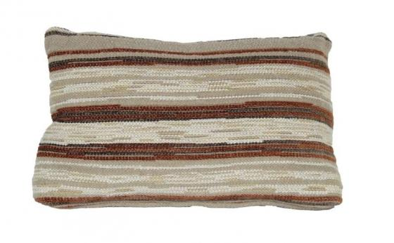 Striped Lumbar Pillow main image
