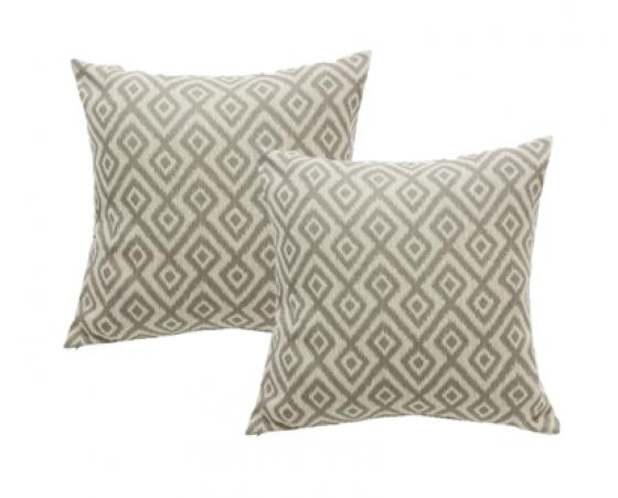 Tripoli Dove Pillows main image