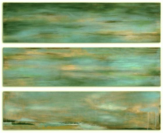 3 Panel Horizon Wall Art  main image