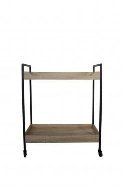 Wheeled Bar Cart main image