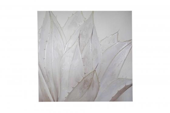 White Abstract Art main image