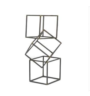 Metal Cube Interlock main image