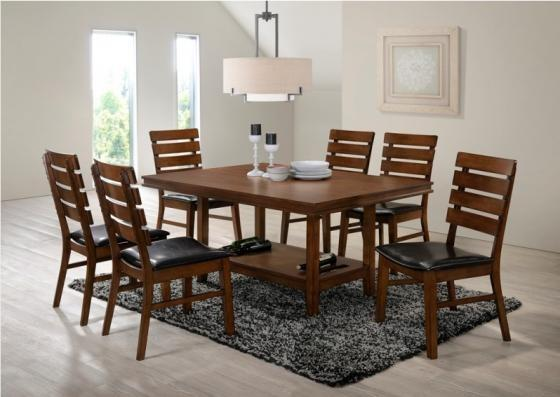 Venice Dining Table w/  4Chairs Image 2