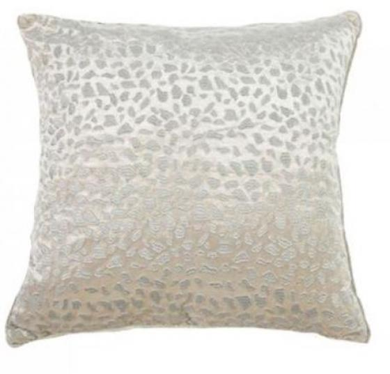 "Jaguar Shimmer 22"" Down Fill Pillow main image"