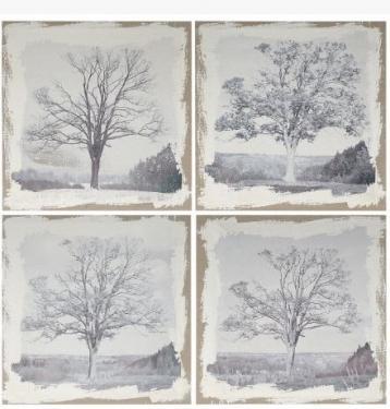 """20x20"""" Danica Arboreal Prints  main image"""