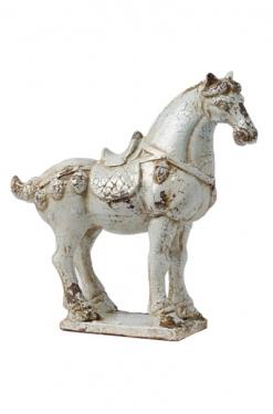 Ceramic Blue Horse  main image