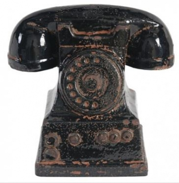 Antique Accent Phone  main image