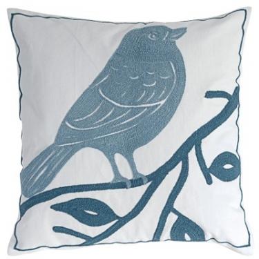 Blue Bird Accent Pillow  main image