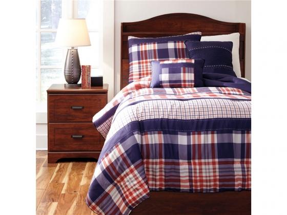 American Plaid Twin Bedding   main image
