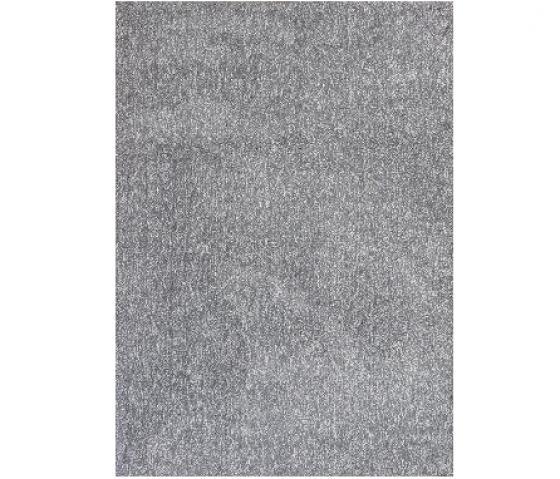 Grey Heather Shag Rug 5'x7' main image