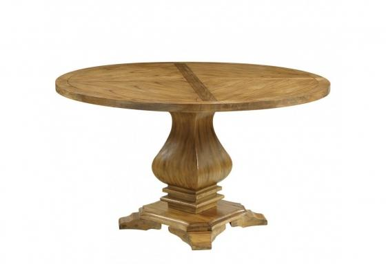 Round Pedestal Dining Table  main image