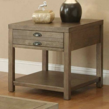 Driftwood End Table  main image