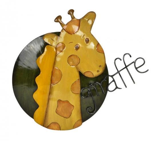 Giraffe LED Wall Art main image