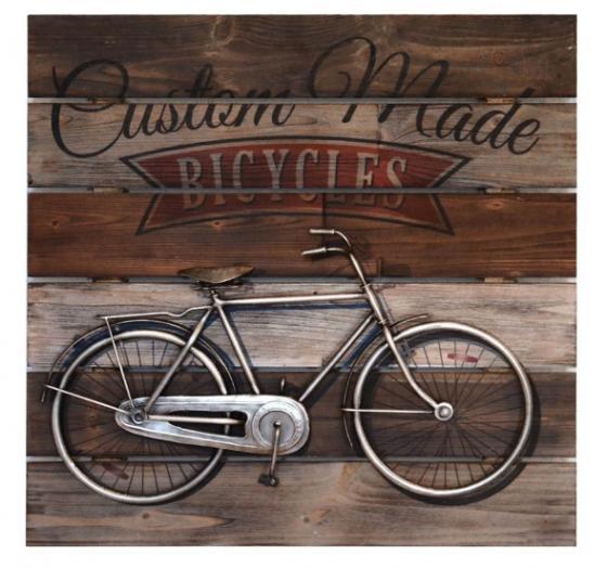 Custom Made Bicycles Wall Art main image