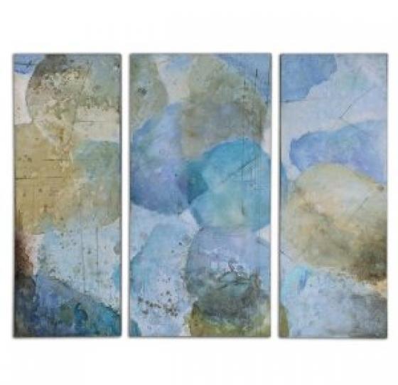 3 Piece Circle Wall Art Member Price: $244.00 main image