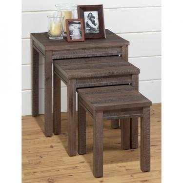 Weathered Nesting Tables main image