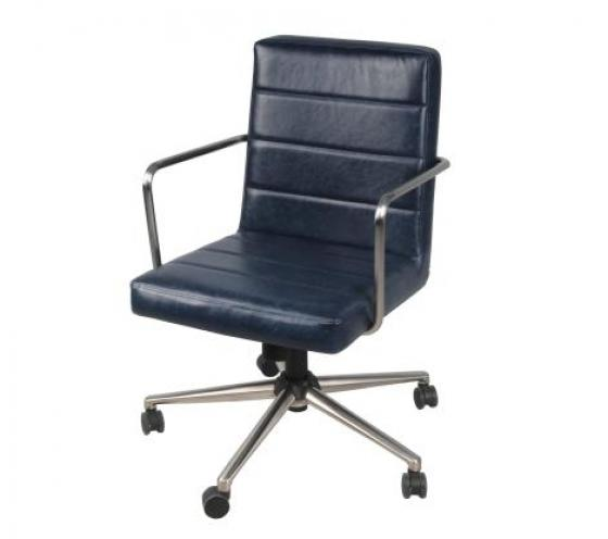 Foreman Blue Office Chair main image