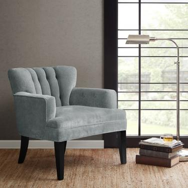 Grey Charleston Accent Chair  main image