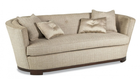 Pearl Deco Sofa by Schnadig main image