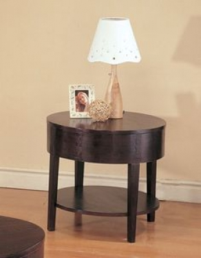Cappuccino End Table  main image