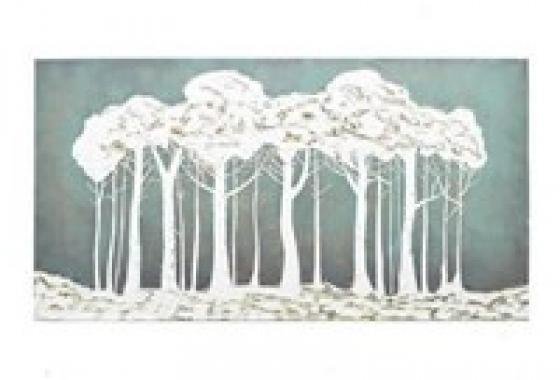 Winter Forest Wall Art main image