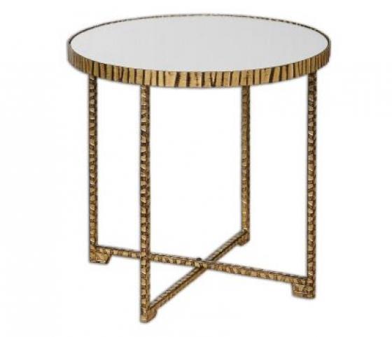 Golden Sahara Accent Table Member Price: $107.00 main image