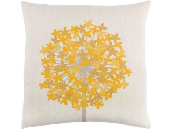 Agapanthus Pillow main image