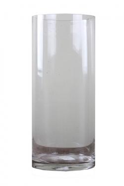 "20"" Glass Hurricane Vase  main image"