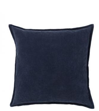 Navy Blue Decorative Pillow main image