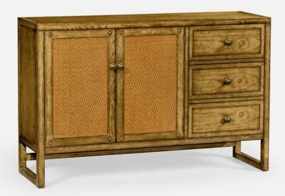 Light Brown Chestnut Buffet Cabinet main image
