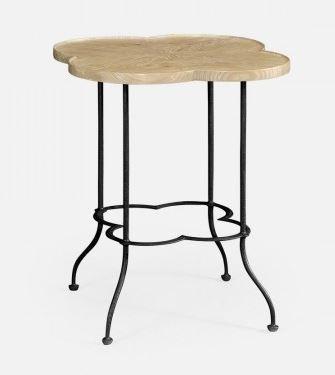 Quatrefoil Side Table main image