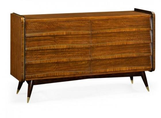Hyedua Mid-Century Eight-Drawer Dresser main image