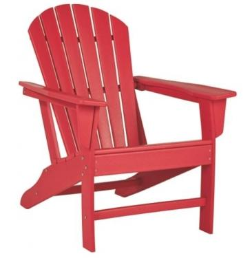 Red Adirondack Chair  main image