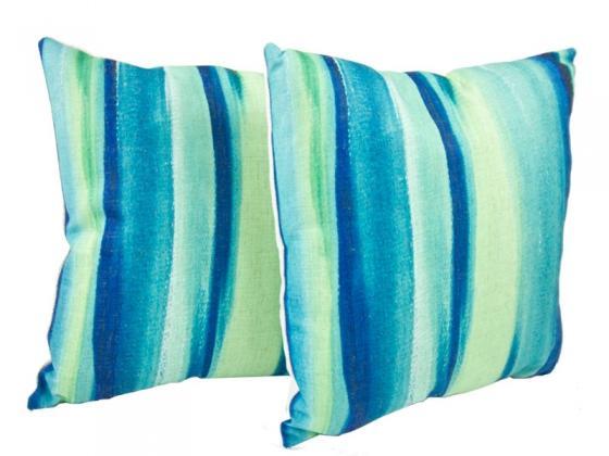 Vallarta Blues Pillows (Set of 2) main image